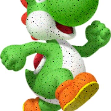 Spotted Yoshi by swern