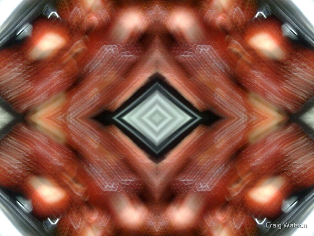 Kaleidoscopic Blur #3 by Craig Watson