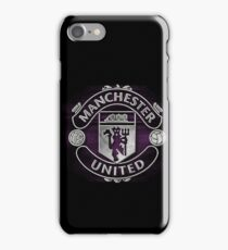 Manchester United Stay To Black iPhone Case/Skin