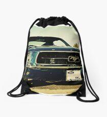 1967 Mustang Drawstring Bag