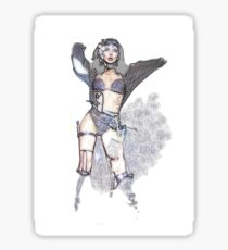 Babooshka - Kate Bush   Sticker