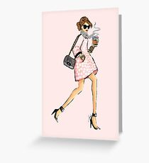 Be Fabulous! Greeting Card