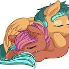 Sleepy Time by CrownePrince