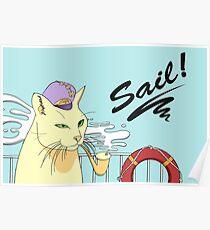 Sail! Poster