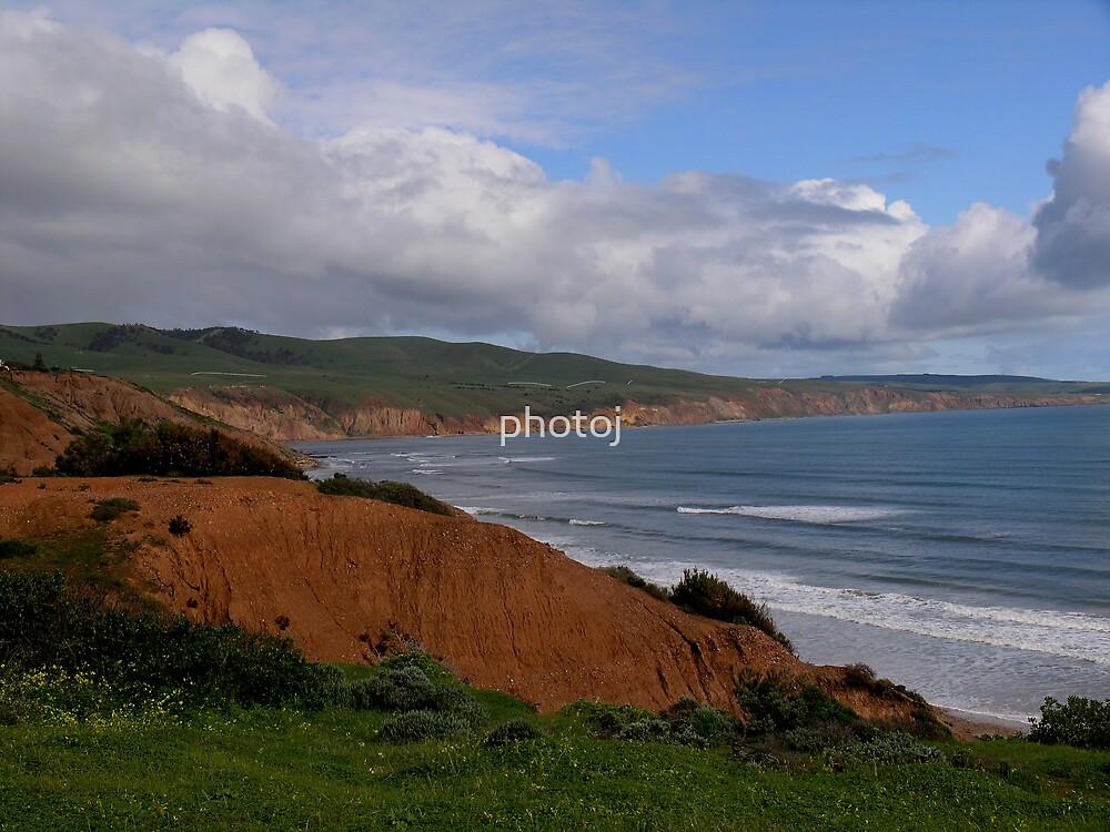 S.A. Coastline by photoj