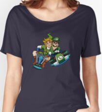 Green Means Go! Women's Relaxed Fit T-Shirt
