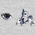 Eye Pod by MBTshirts