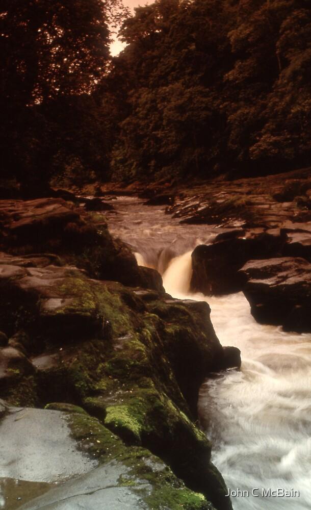 The Strid - Thornton Force by John C McBain