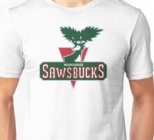 Milwaukee Sawsbucks T-Shirt Unisex T-Shirt
