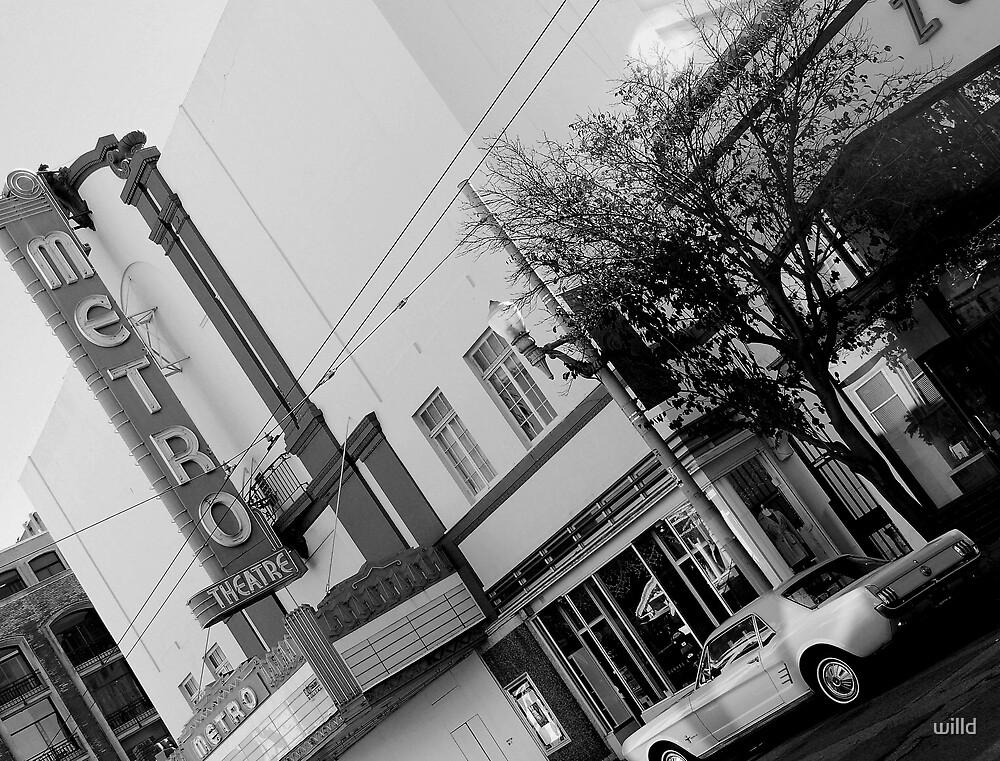 metro theatre by willd