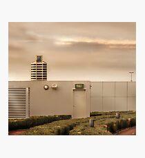 Mercedes Building Photographic Print