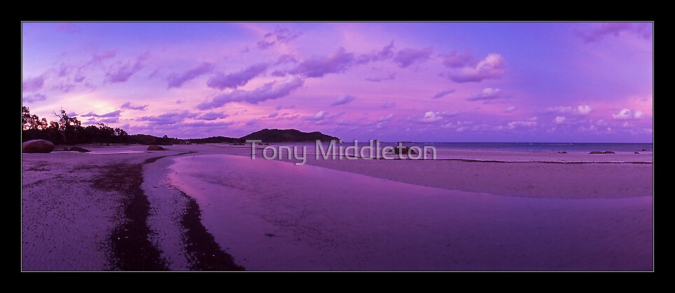 remote splendour - Cape York by Tony Middleton