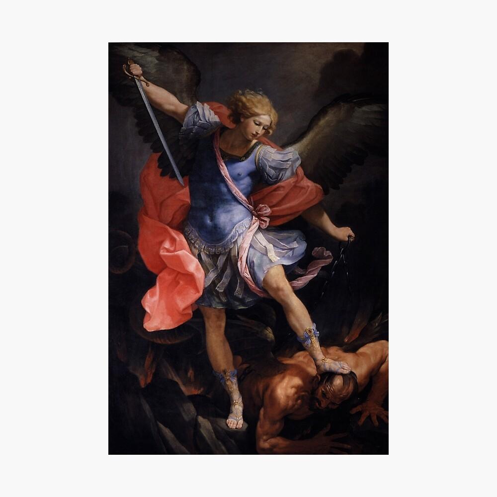 St. Michael the Archangel  Photographic Print