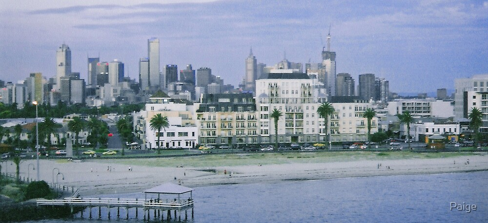 Port Melbourne by Paige