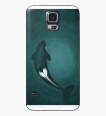 Saddle Patch Heart Case/Skin for Samsung Galaxy