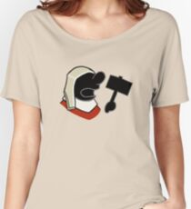 Mr Game and Watch Women's Relaxed Fit T-Shirt