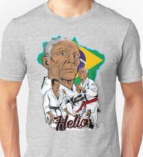 Helio Gracie Unisex T-Shirt