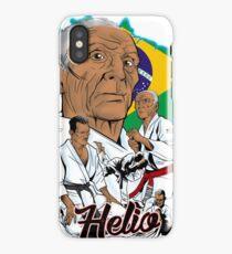 Helio Gracie iPhone Case/Skin