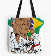 Helio Gracie Tote Bag