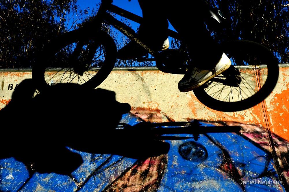 Bike Boy 3 by Daniel Neuhaus