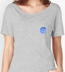 Chromium Logo Women's Relaxed Fit T-Shirt