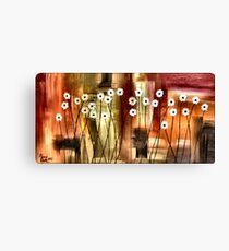 Contemporary Garden Canvas Print