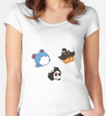 pokemon Women's Fitted Scoop T-Shirt