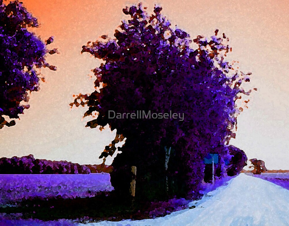 BLUE MOONLITE by DarrellMoseley