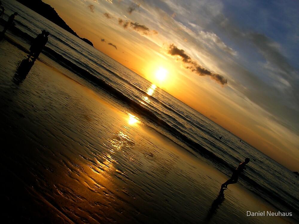 Thai Sunset 2 by Daniel Neuhaus