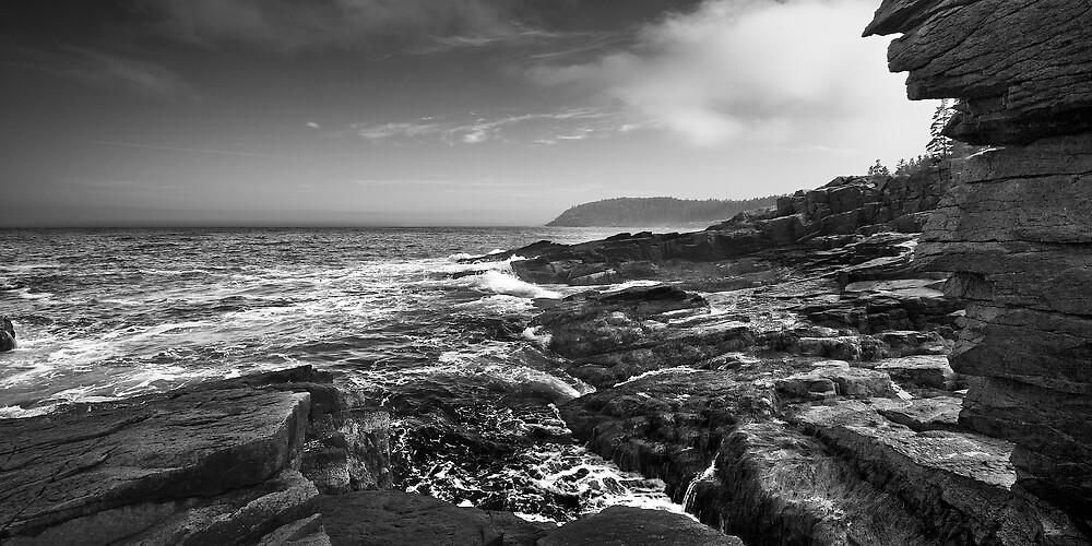 Thunder Rock by mertkerim