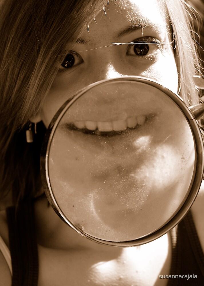 Ms. Big Mouth by susannarajala