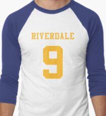 Riverdale Jersey – 9, Archie/Jason Blossom Men's Baseball ¾ T-Shirt