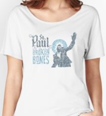 St Paul and the Broken Bones - Band - Paul Women's Relaxed Fit T-Shirt