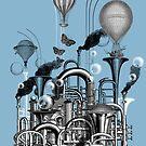 Sound Factory by Denys Golemenkov
