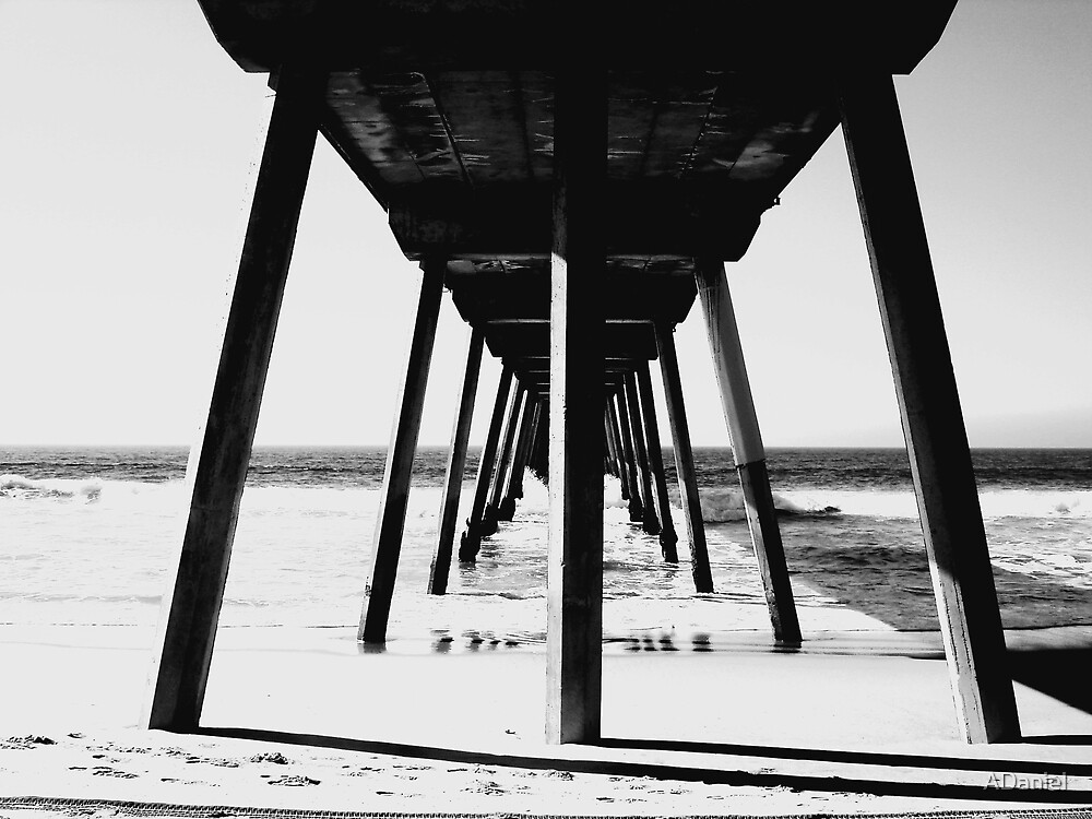 Under the boardwalk by ADaniel