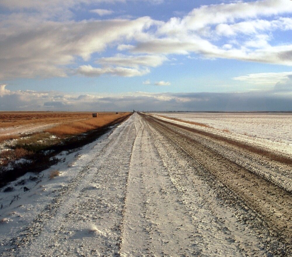 Road to Nowhere by blod