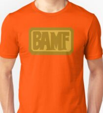 McCree – BAMF Spray Unisex T-Shirt