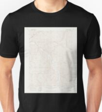 USGS TOPO Map Colorado CO Buford 400425 1966 24000 Unisex T-Shirt