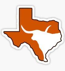 Longhorn Austin Texas Sticker