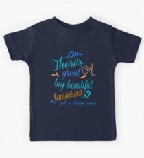 Great Big Beautiful Tomorrow Kids Tee