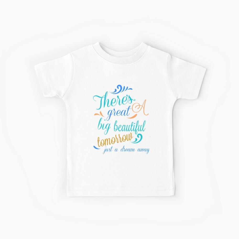 Großartig Großartig Morgen Kinder T-Shirt