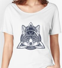 Fox viking Women's Relaxed Fit T-Shirt