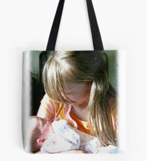 Gental Touch Tote Bag