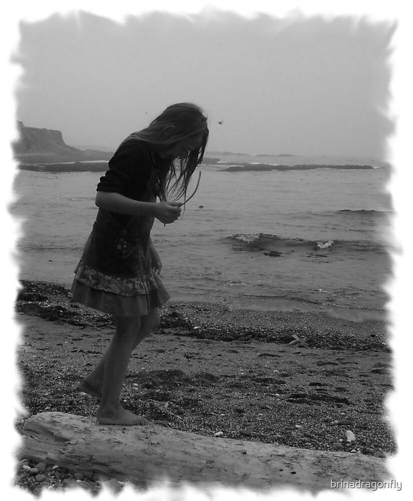 Girl Dancing by brinadragonfly