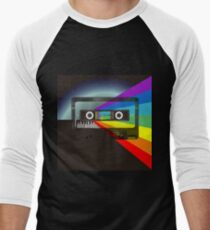 80s Retro Sci-Fi Men's Baseball ¾ T-Shirt