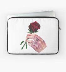 hand & rose Laptop Sleeve