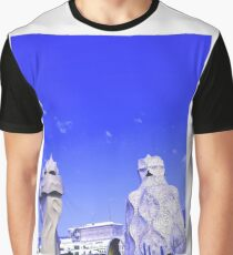 Casa Milà Graphic T-Shirt
