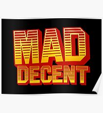 Mad Decent Poster