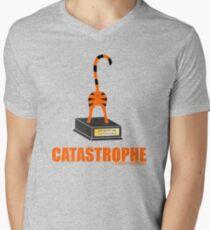 Catastrophe V-Neck T-Shirt