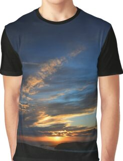 The Calf at Sunset Graphic T-Shirt
